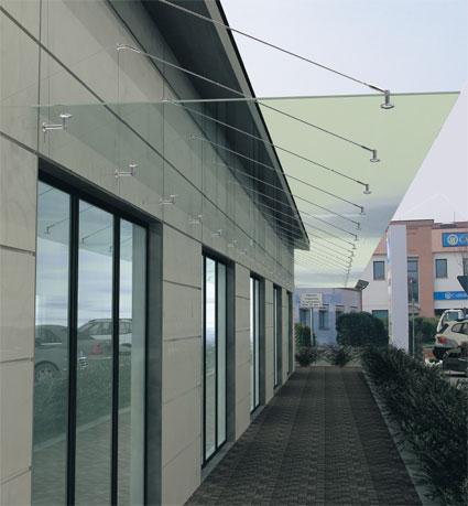 """Was ist im Außenbereich alles mit Glas möglich? Wir sagen:""""Euren Ideen sind fast keine Grenzen gesetzt."""""""