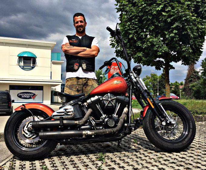 Mein Herzensprojekt: Die Harley-Davidson® Charity-Tour