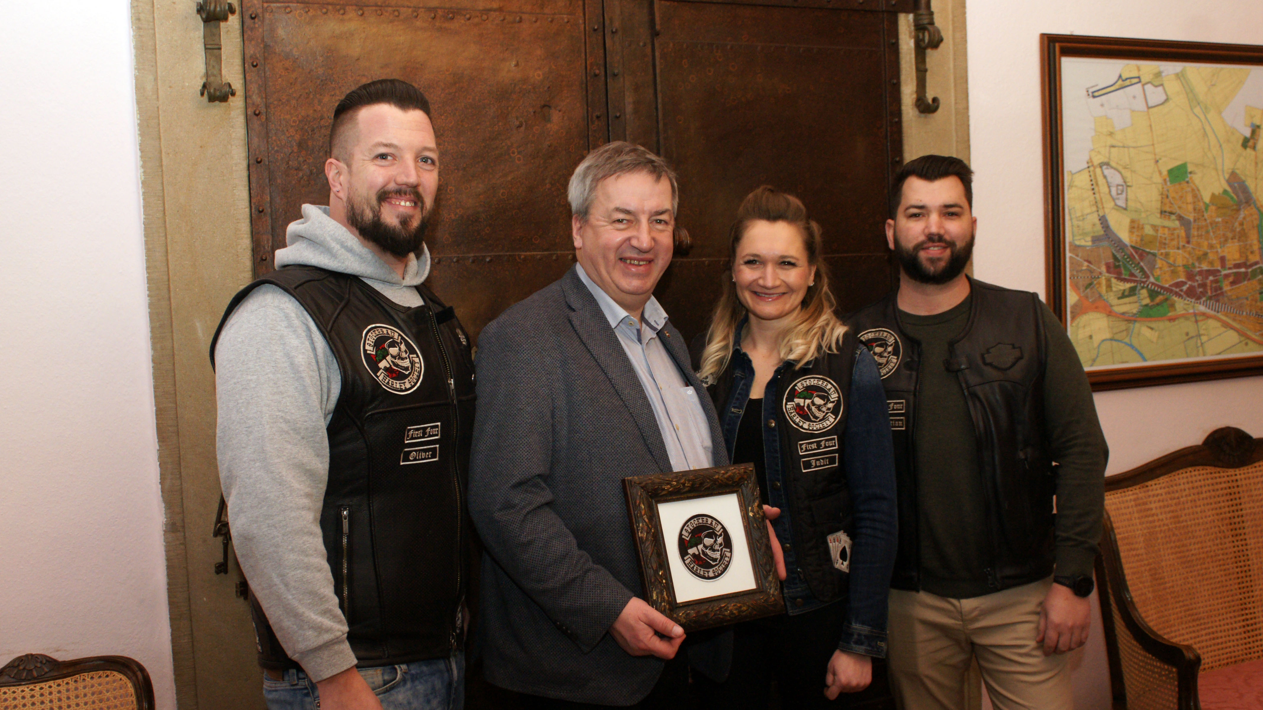Gemeinsam statt einsam – Harley Society Stockerau