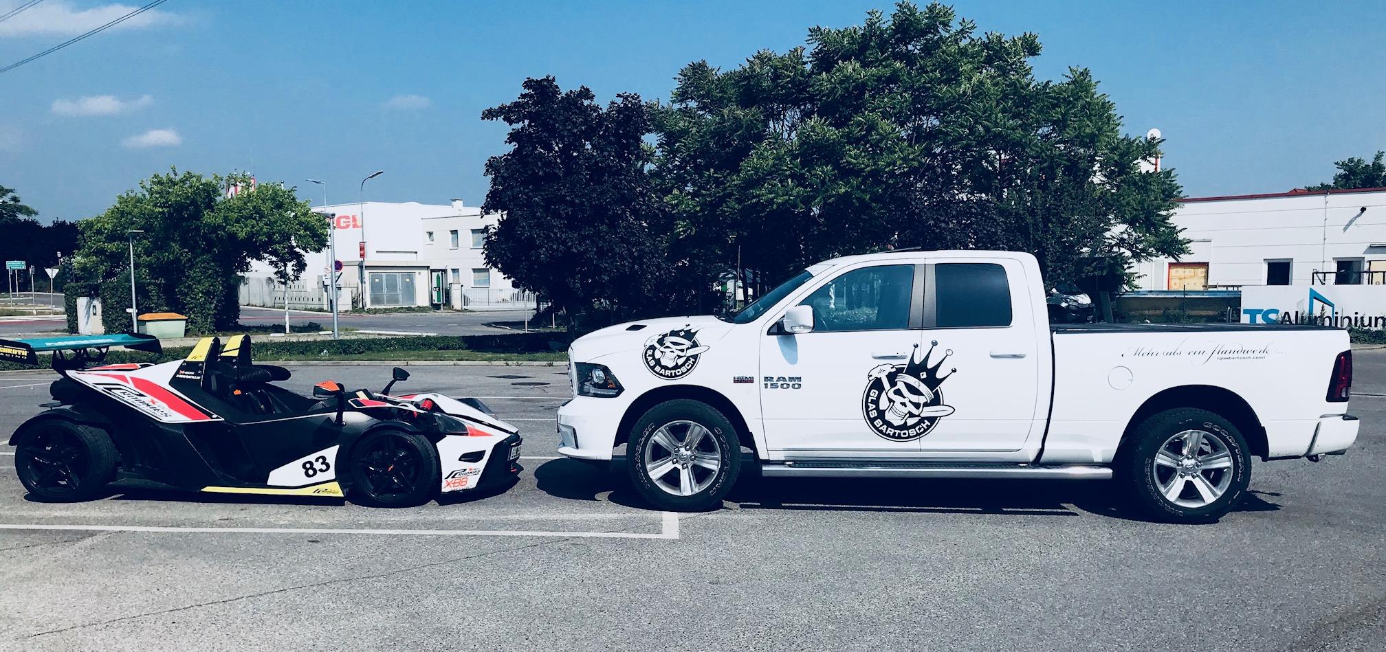 KTM X-Bow fahren – Einfach wow!